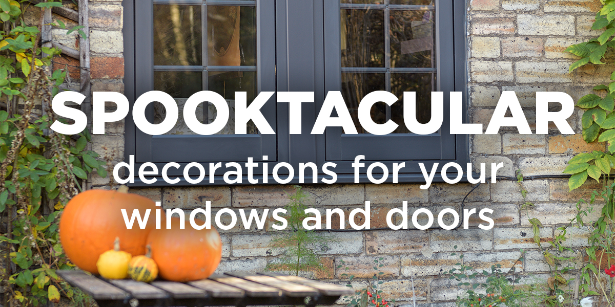 Spooktacular decorations for your home